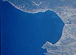 Monterey Bay; Image credit: NASA